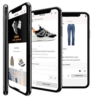 ecommerce apps magento bicommerce lightspeed