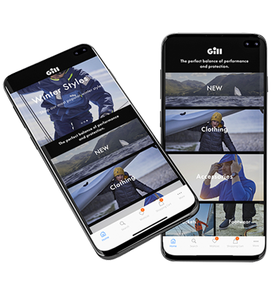 app marketing ideas for ecommerce stores example gill marine