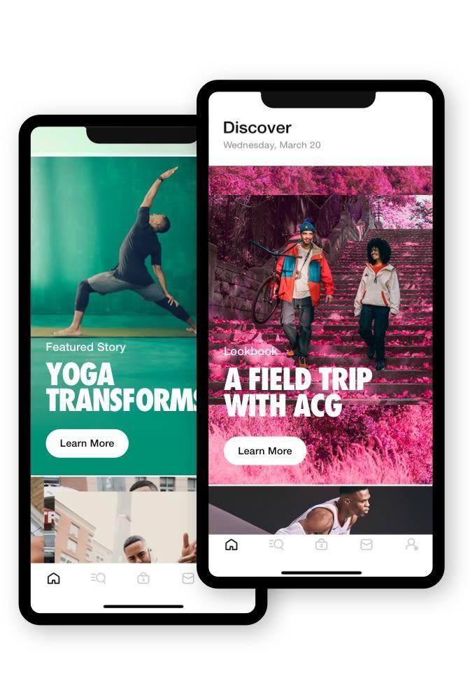 Mobile app magento